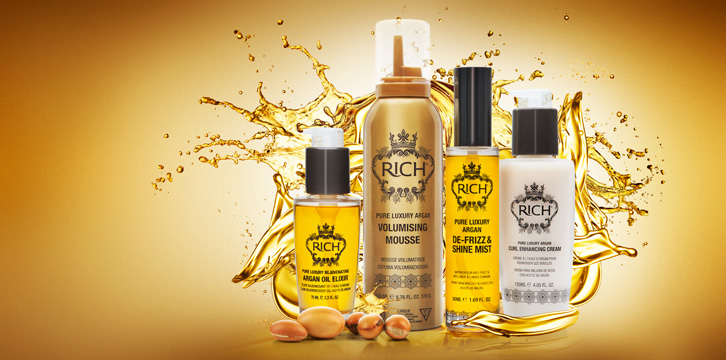 RICH Hair Care - opp til 20% rabatt
