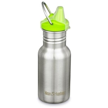 355 ml - Brushed stainless - Kid Kanteen Classic Sippy 355ml
