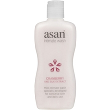 Asan Intimate Wash Cranberry