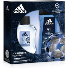 UEFA Champions League - Gift Set