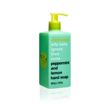 Silly Twits Hand Wash Peppermint & Lemon