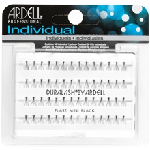 1 set - Ardell Individuals Mini Black Flares