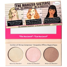 The Manizer Sisters - Luminizer Palette