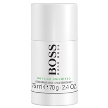 Boss Bottled Unlimited - Deodorant Stick 75 ml