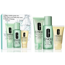 3-Step Skin Care Intro Set, Skin Type 1