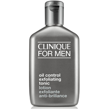 Clinique for Men Exfoliating Tonic Oil Control