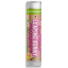 Crazy Rumors Leaping Bunny Plum Apricot Lip Balm