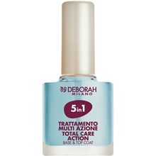 5 in 1 Total Care Action - Base & Top Coat