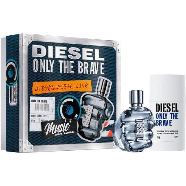 Only The Brave - Gift Set (Bilde 1 av 2)