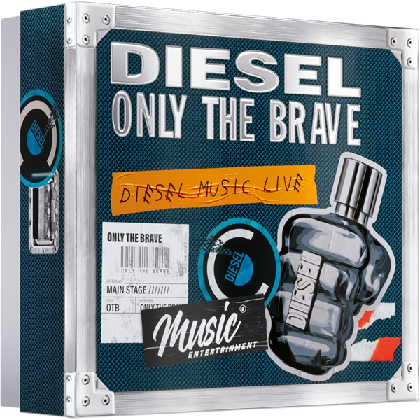 Only The Brave - Gift Set (Bilde 2 av 2)