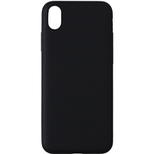 Design Letters MyCover iPhone X/XS Black