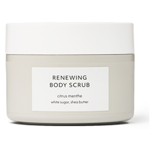 Citrus Menthe Renewing Body Scrub
