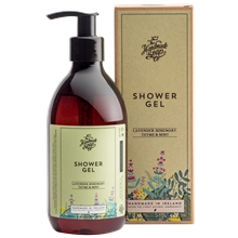 Shower Gel Lavender, Rosemary & Mint