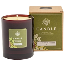 Candle Sweet Orange, Basil & Frankinsence