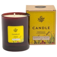 Candle Lemongrass & Cedarwood