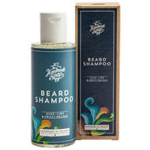 Beard Shampoo Basil, Lime & Sweet Orange