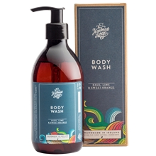 Body Wash Basil, Lime & Sweet Orange