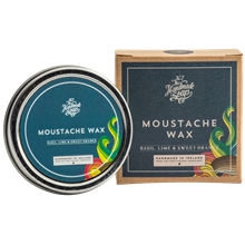 30 gram - Moustache Wax Basil, Lime & Sweet Orange