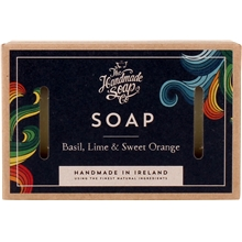 Soap Basil, Lime & Sweet Orange