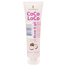 CoCo LoCo Blow & Go Lotion