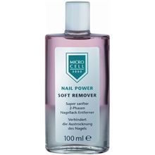 Microcell Nail Power Soft Remover