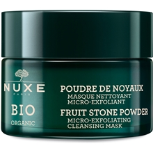 Organic Fruit Stone Micro Exfoliating Mask