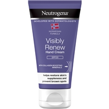 Norwegian Formula Visibly Renew Hand Cream