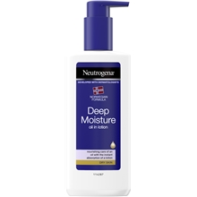 Norwegian Formula Deep Moisture Oil In Lotion
