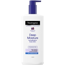 Norwegian Formula Deep Moisture Body Lotion