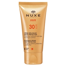 Nuxe SUN Delicious Cream for Face SPF30