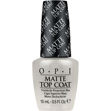 OPI Matte Top Coat