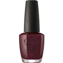 15 ml - No. 012 Black to Reality - OPI Nail Lacquer Nutcracker Collection