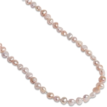 PEARLS FOR GIRLS Annie Necklace Pink