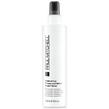 Firm Style Freeze & Shine Spray