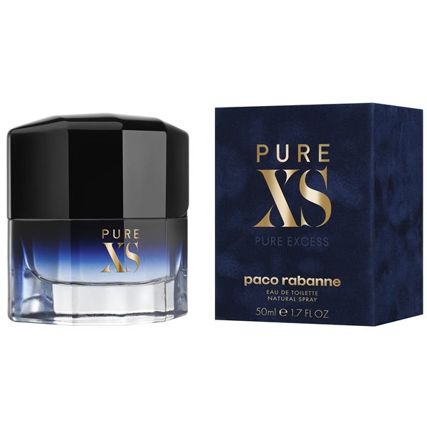 Pure XS - Eau de toilette (Edt) Spray (Bilde 1 av 2)