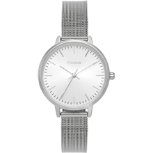 Lola Watch Silver Plated