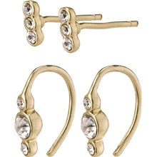 13204-2003 Radiance Earrings Gold Plated