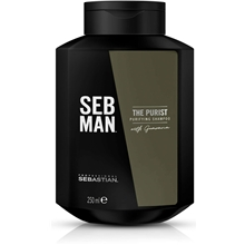 SEBMAN The Purist - Purifying Shampoo