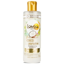 0% Coco Paradise Shampoo - Dry, Damaged Hair