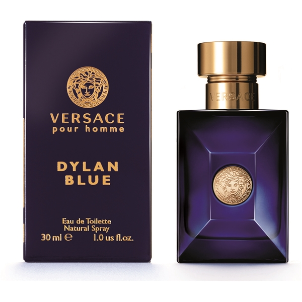 Dylan Blue - Eau de toilette (Edt) Spray (Bilde 2 av 5)