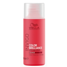 50 ml - INVIGO Travel Brilliance Shampoo Coarse Hair