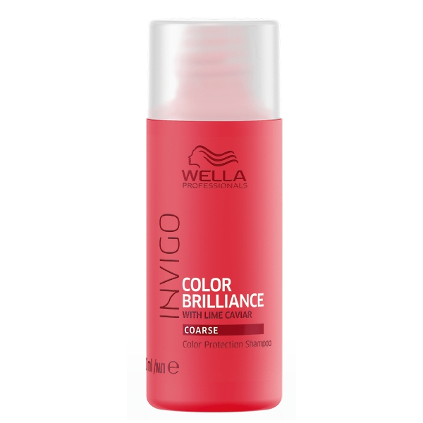 INVIGO Travel Brilliance Shampoo Coarse Hair