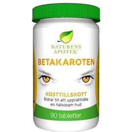 naturens apotek betakaroten