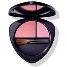 4.6 gram -  No. 02 Dewy peach - Blush Duo