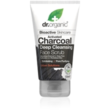 Charcoal - Face Scrub