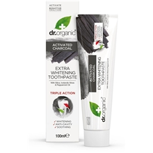 Charcoal - Toothpaste 100 ml