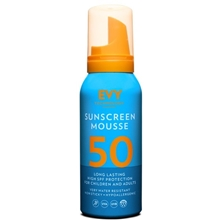 EVY Sunscreen Mousse SPF 50