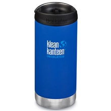 355 ml - Deep Surf - Klean Kanteen Wide Vacuum Insulated 355 ml