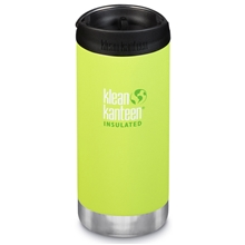 355 ml - Juicy Pear - Klean Kanteen Wide Vacuum Insulated 355 ml