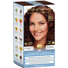 Tints of Nature Rich Copper Brown 5R